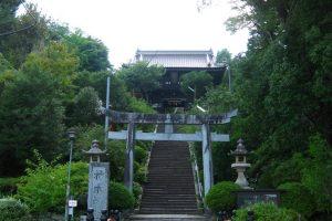高津柿本神社