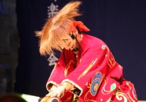 羯鼓・切目(かっこ・きりめ)
