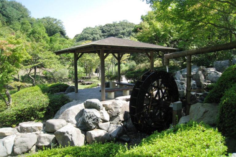 県立万葉公園